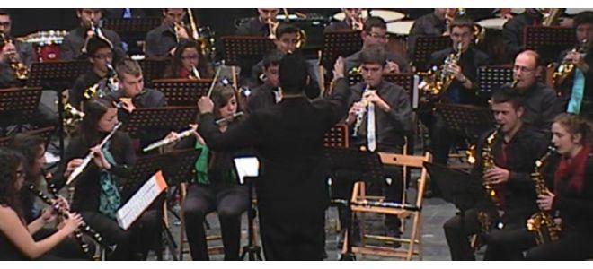 Orquesta viento Manises