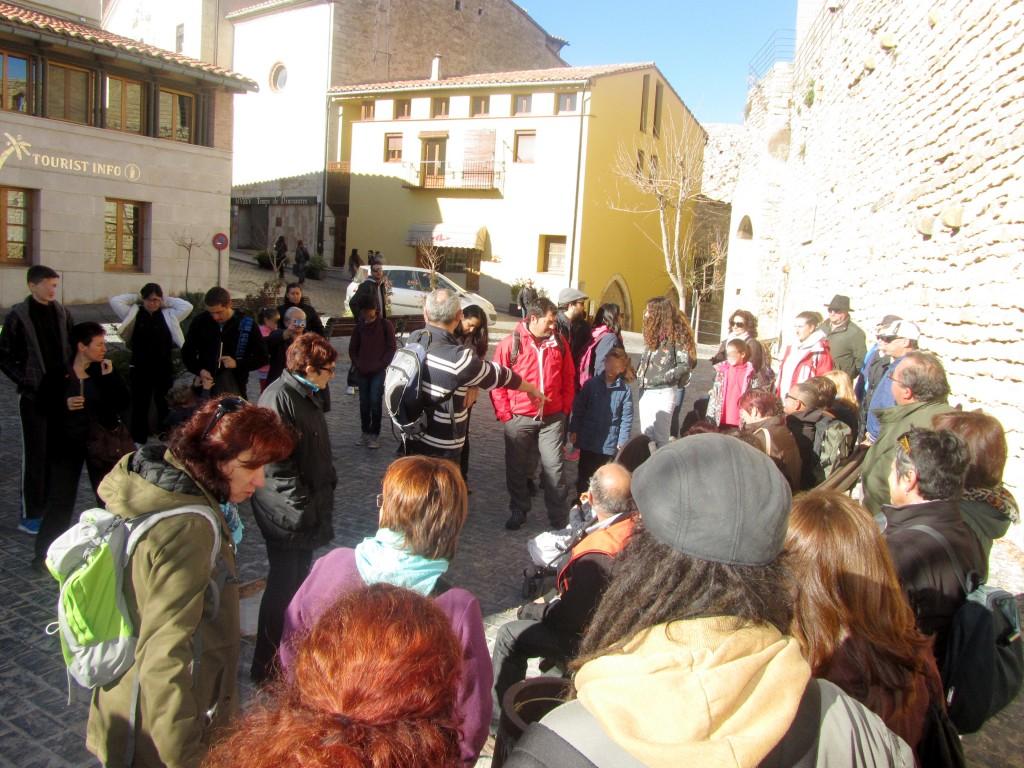 Puerta de San Miguel. Morella