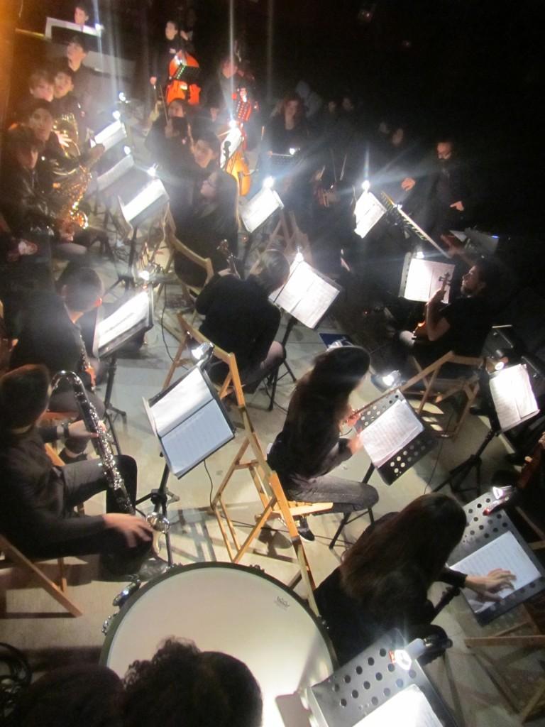 Orquesta Concierto Benefico
