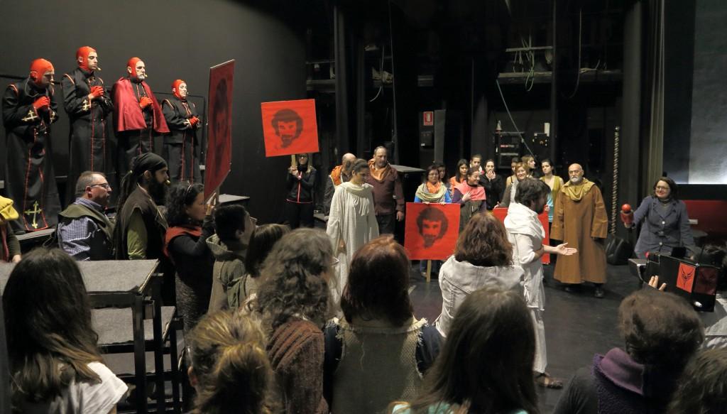Fotografía Sandra Chozas y Francesc Requena