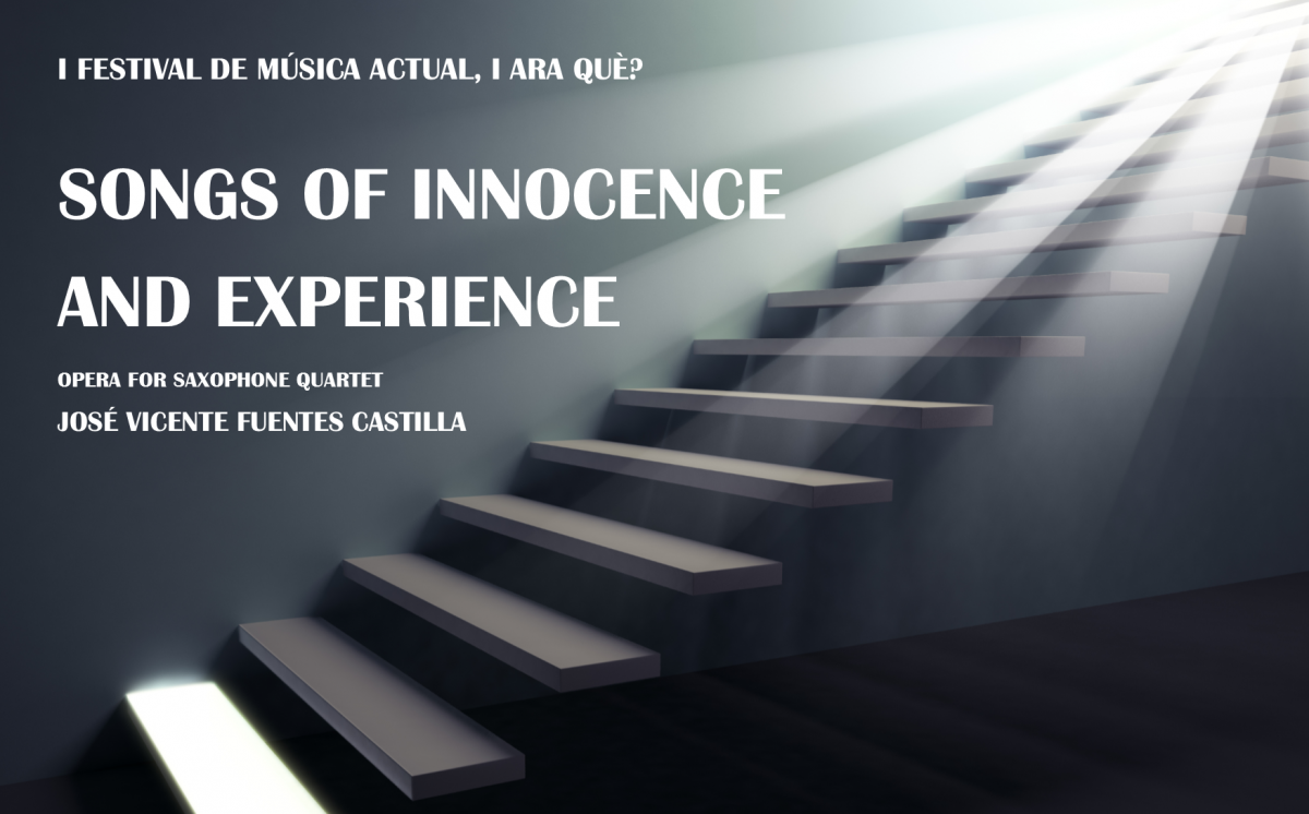 OPERA SONGS OF INNOCENCE AND EXPERIENCE
