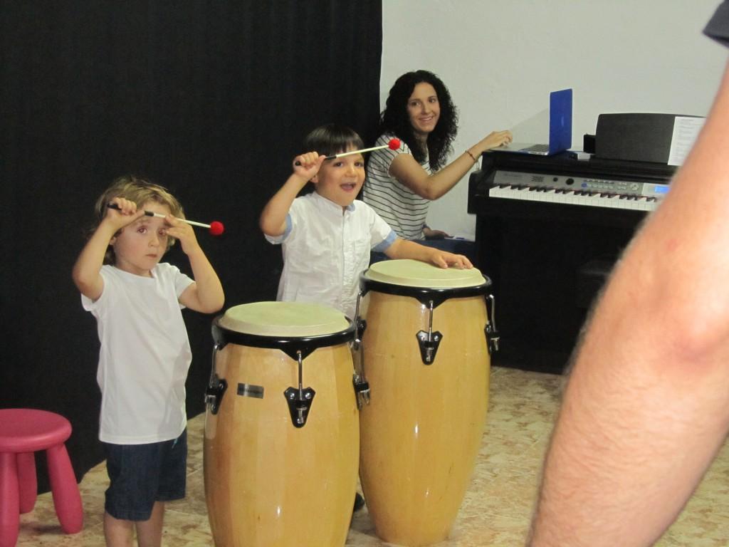 Audiciones 3 años. V SEMANA DE LA MÚSICA.