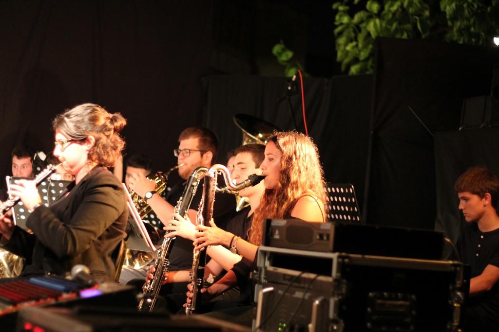 Orquesta de Vientos OVAM. V SEMANA DE LA MÚSICA.