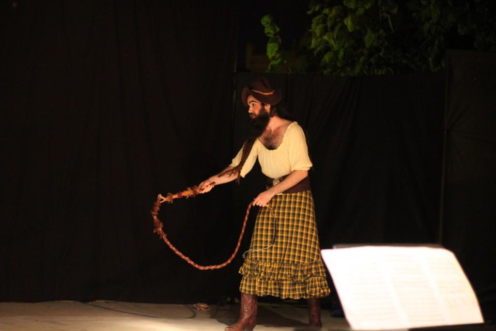 Teatro. V SEMANA DE LA MÚSICA.
