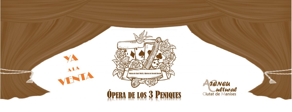 Ensayos Ópera de los 3 Peniques