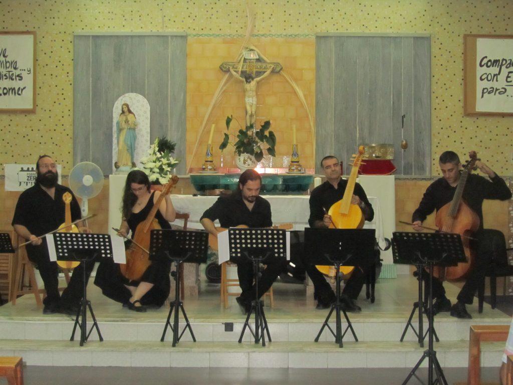 Grupo Música Antigua