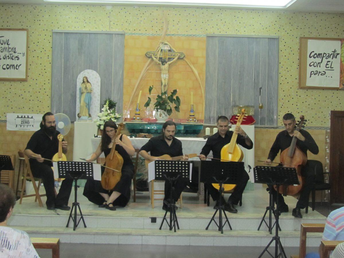 Intercambio Musical Sociedad L'Om de Picassent