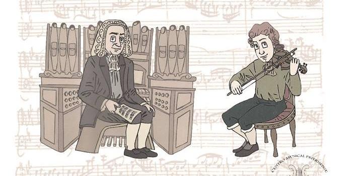 Audición didáctica de música barroca