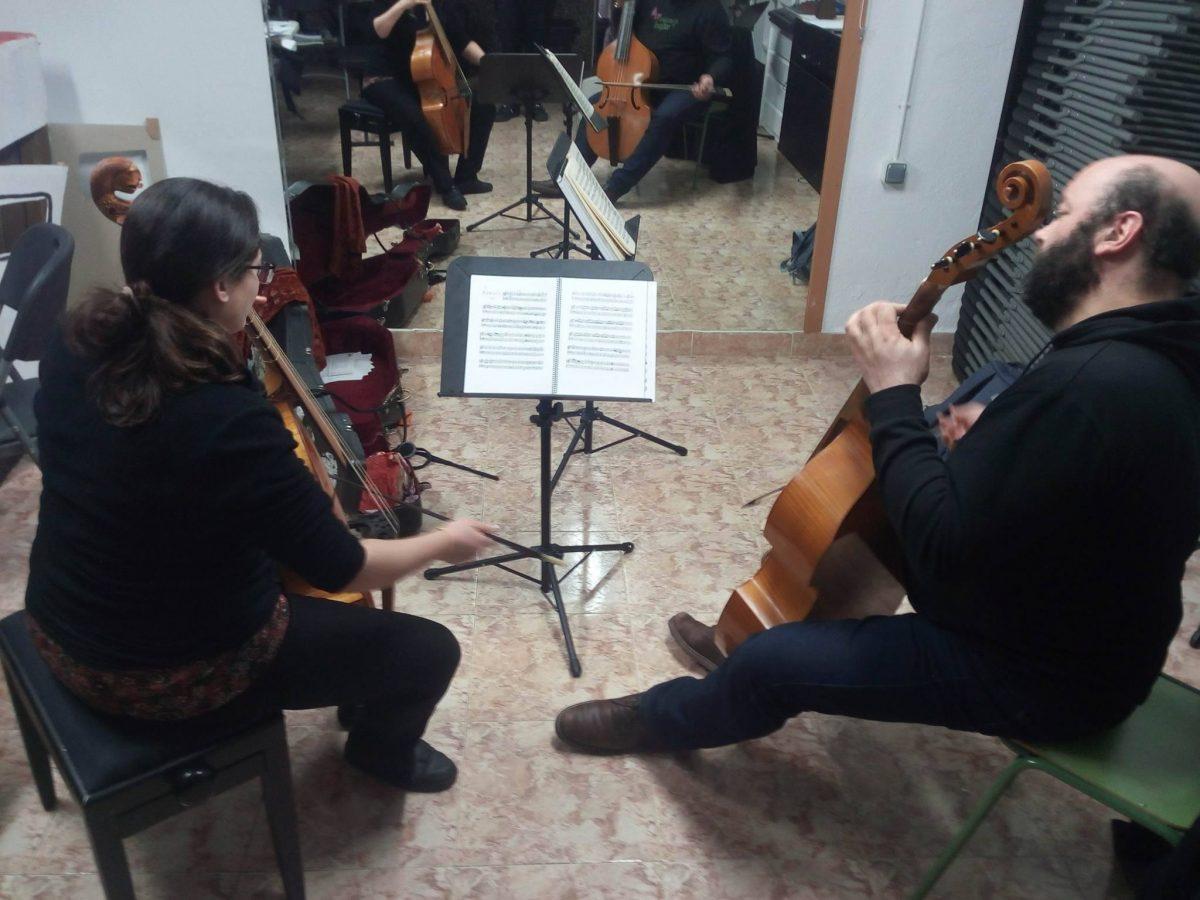Sesión V – Viola Da Gamba