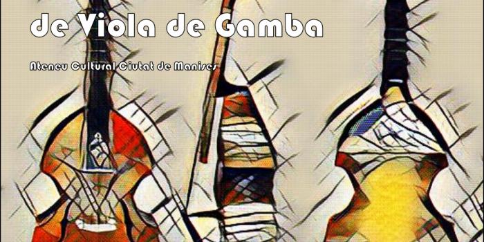II Curso Internacional de Viola da Gamba