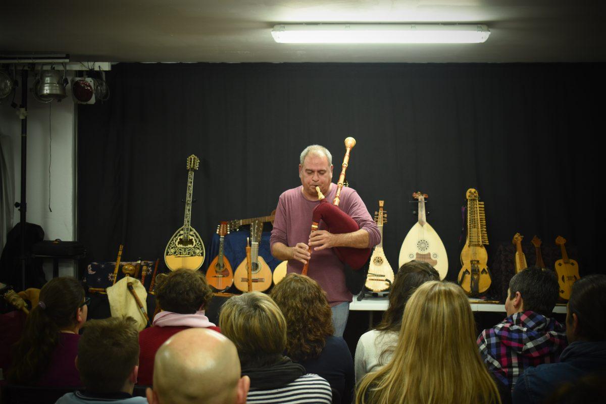 Exposición Instrumentos Antiguos