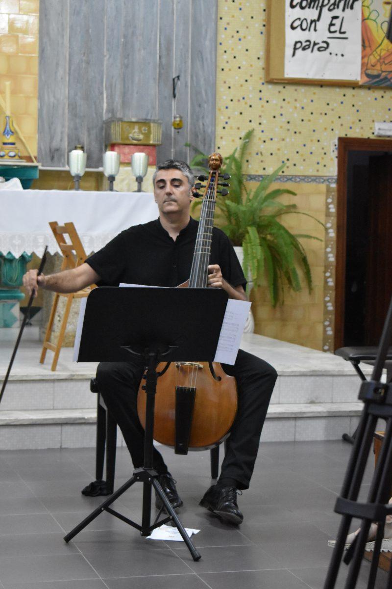 VII Semana del arte. Concierto música antigua y nombramiento socio de honor 2018. Ateneu Cultural Ciutat de Manises