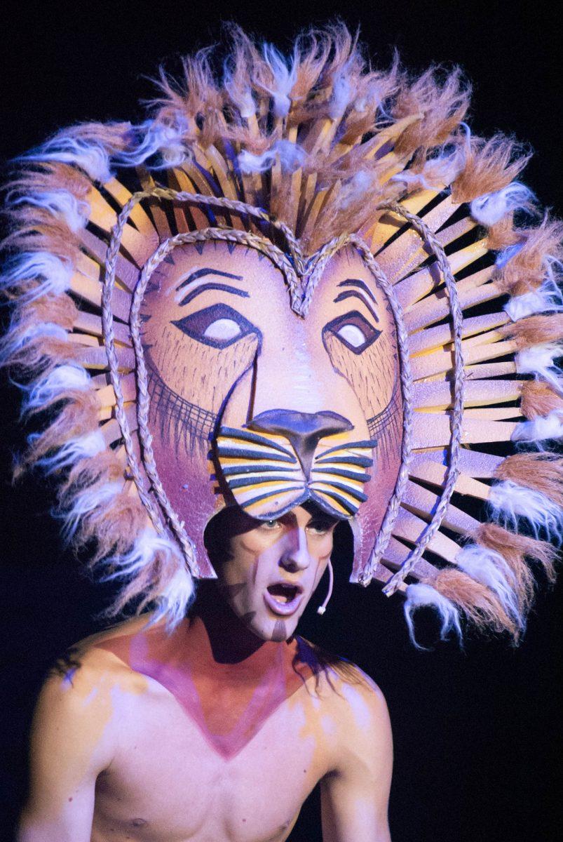 """Musical """"El Rey León"""""""