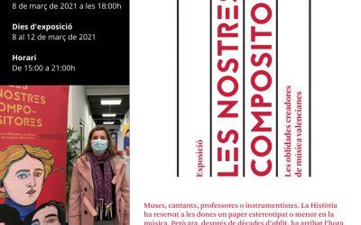 "Exposición ""Mujeres Compositoras"""